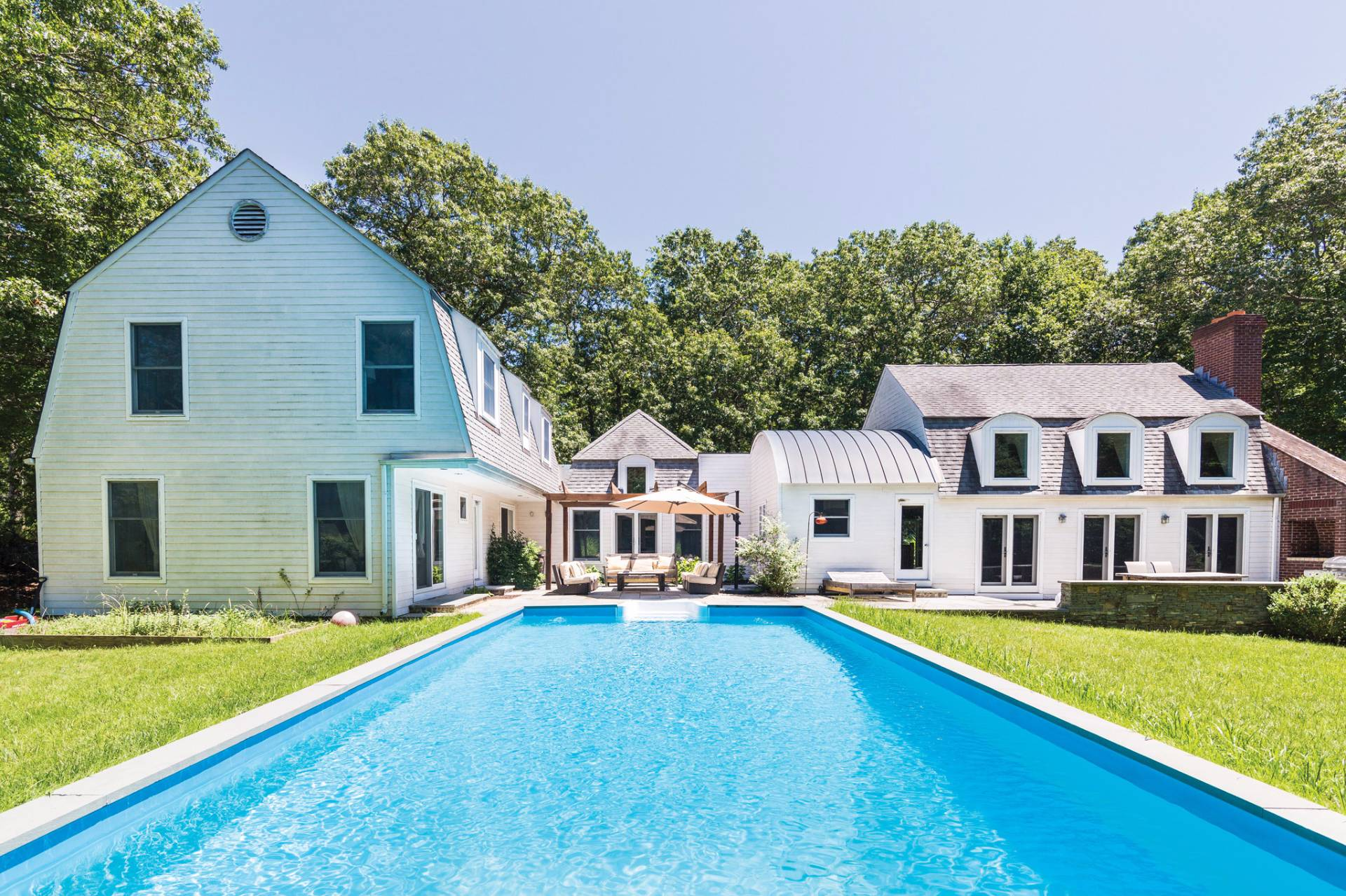 Single Family Home For Sale At Gated In Northside Hills 131 Drive Sag Harbor