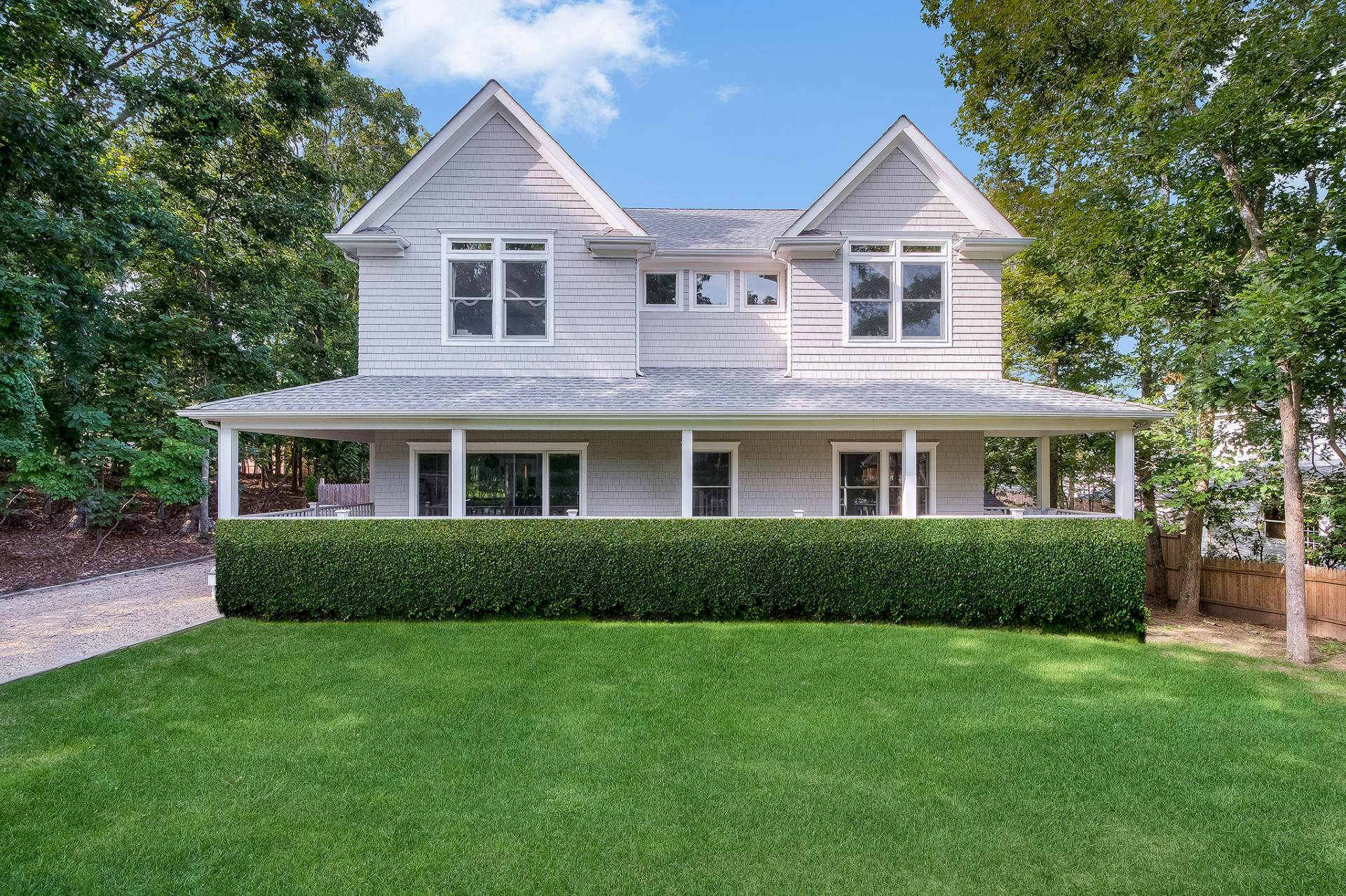 Single Family Home for Sale at Sandy Bay Beach In Sag Harbor Village 3 Wilson Place, Sag Harbor, New York