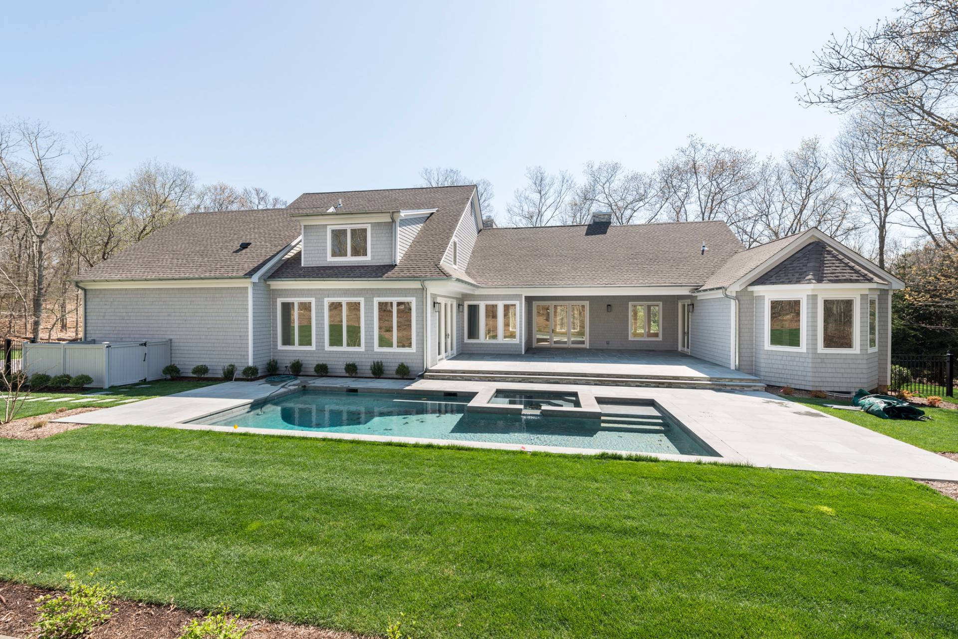Single Family Home for Sale at East Hampton-Newly Renovated 12 Old School House Lane, East Hampton, New York