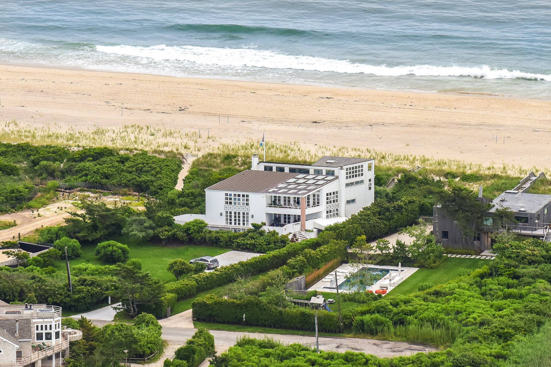 Single Family Home for Sale at The Sagaponack Beach House 134 Sandune Court, Sagaponack, New York