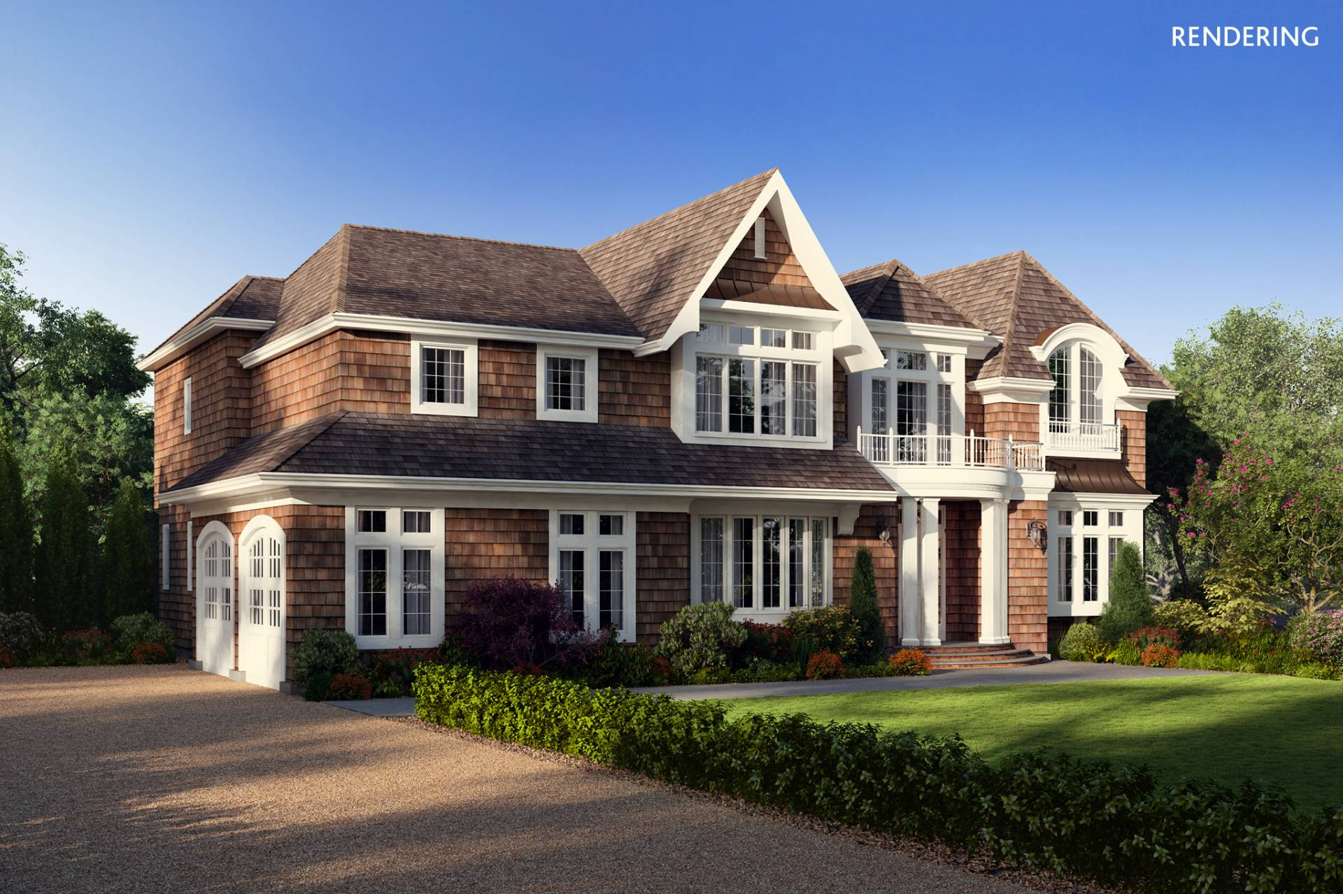 Single Family Home for Sale at The Manor At Bridgehampton's Barn & Vine. 87 Birchwood Lane (Lot 18, Manor), Bridgehampton, New York
