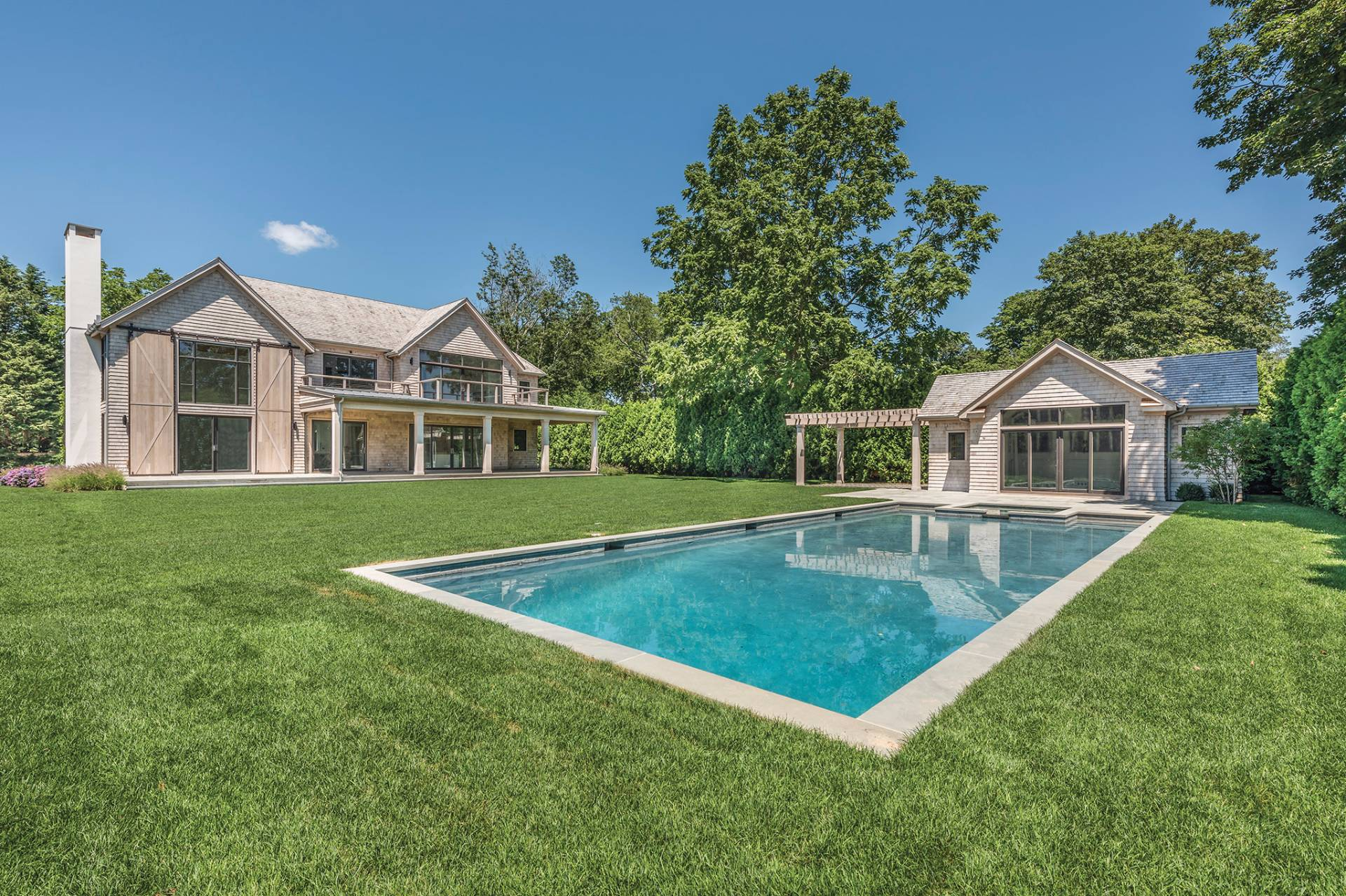 Single Family Home for Sale at Bridgehampton Village New Construction 77 Newman Avenue, Bridgehampton, New York