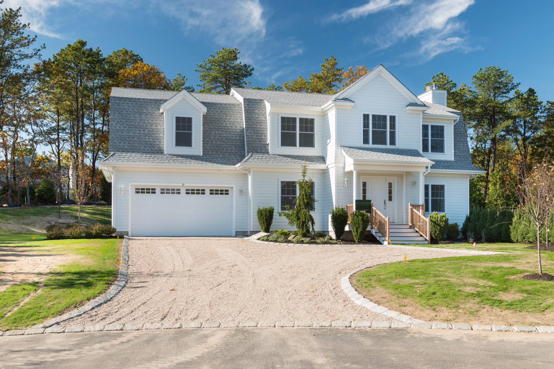 Single Family Home for Sale at New Construction By Top Builder With Pool Quiogue, New York