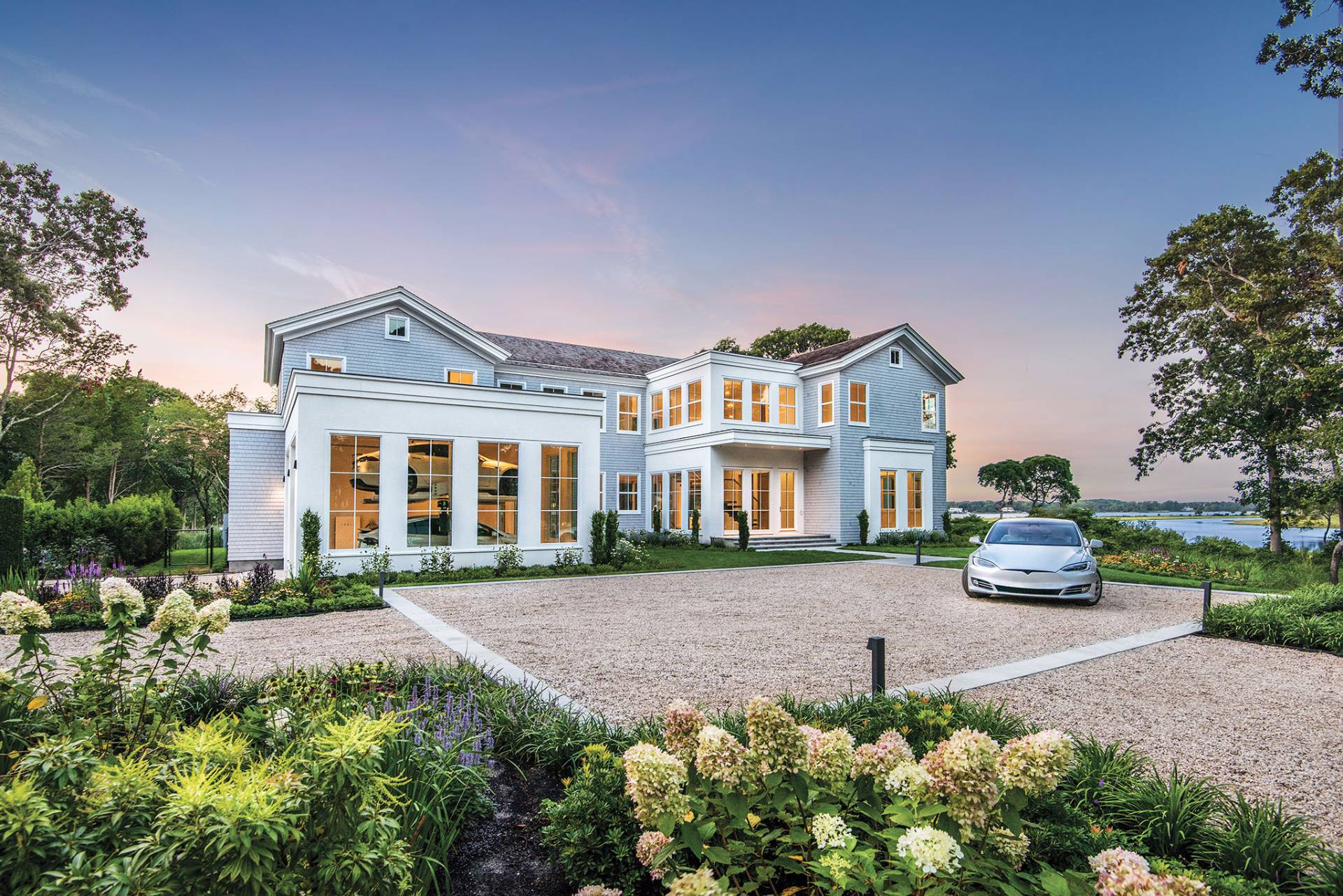 Single Family Home for Sale at Seaponack Point A New Modern Lifestyle 14 Seaponack Drive, Sag Harbor, New York