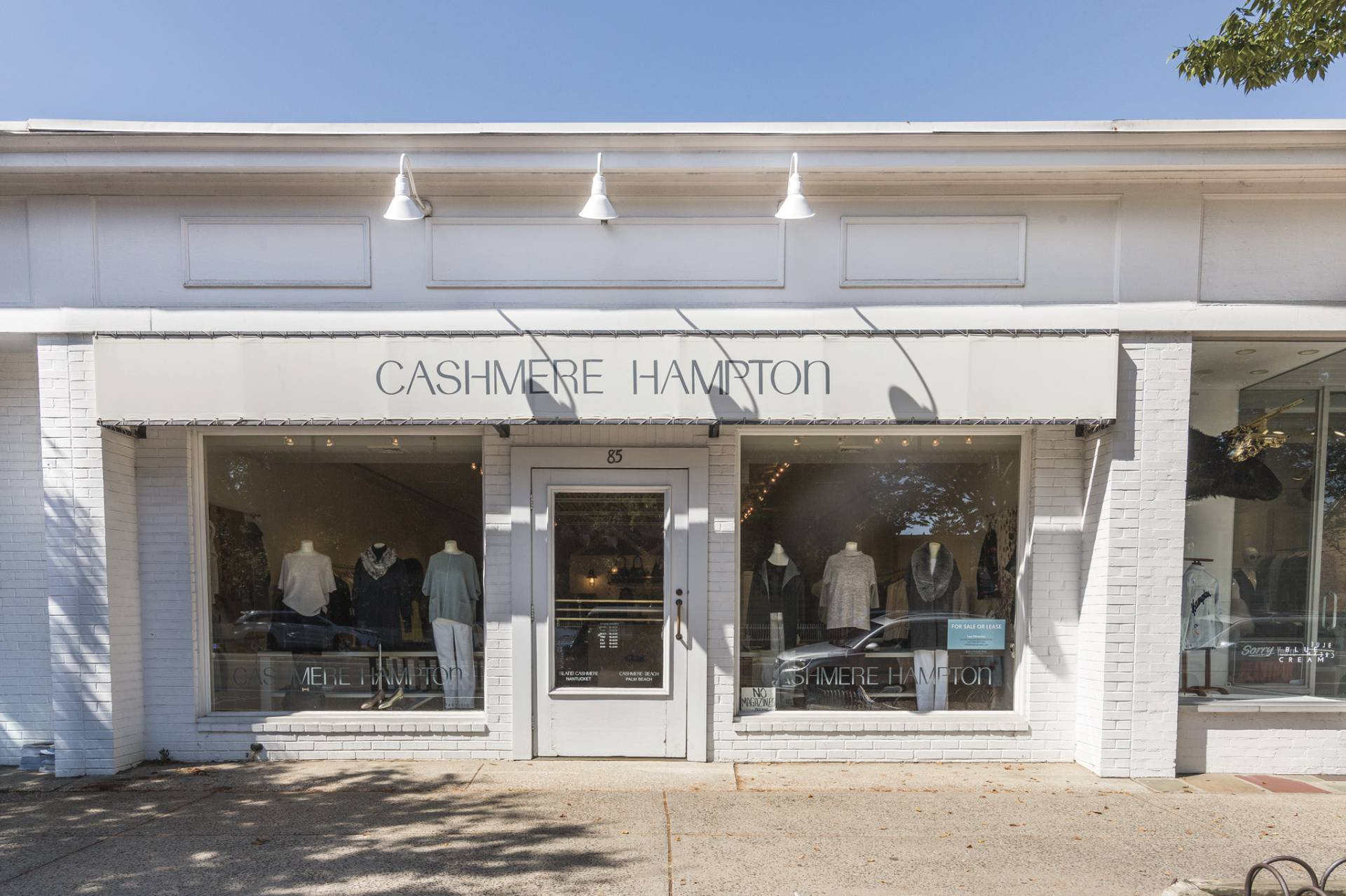 Commercial for Sale at East Hampton - Main Street Retail For Lease 85 Main Street, East Hampton, New York