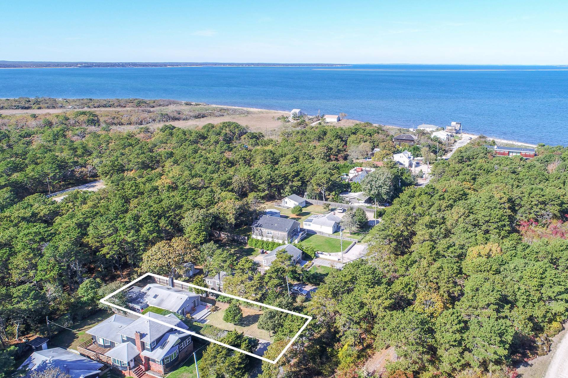 Single Family Home for Sale at Turnkey Home In Lazy Point 85 Mulford Lane, Amagansett, New York