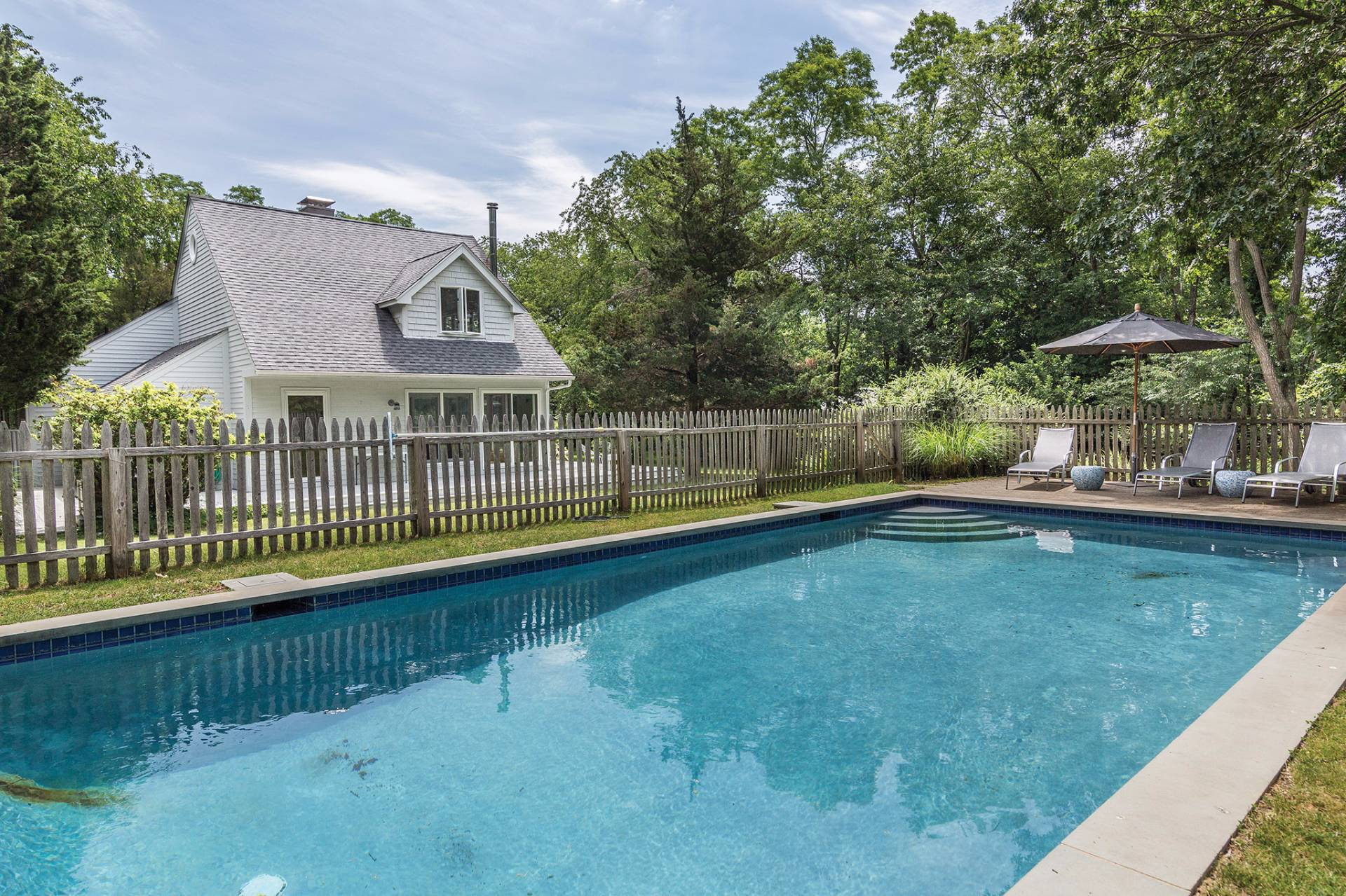 Single Family Home for Sale at Shelter Island European Country Modern With Pool 30 Baldwin Road, Shelter Island, New York