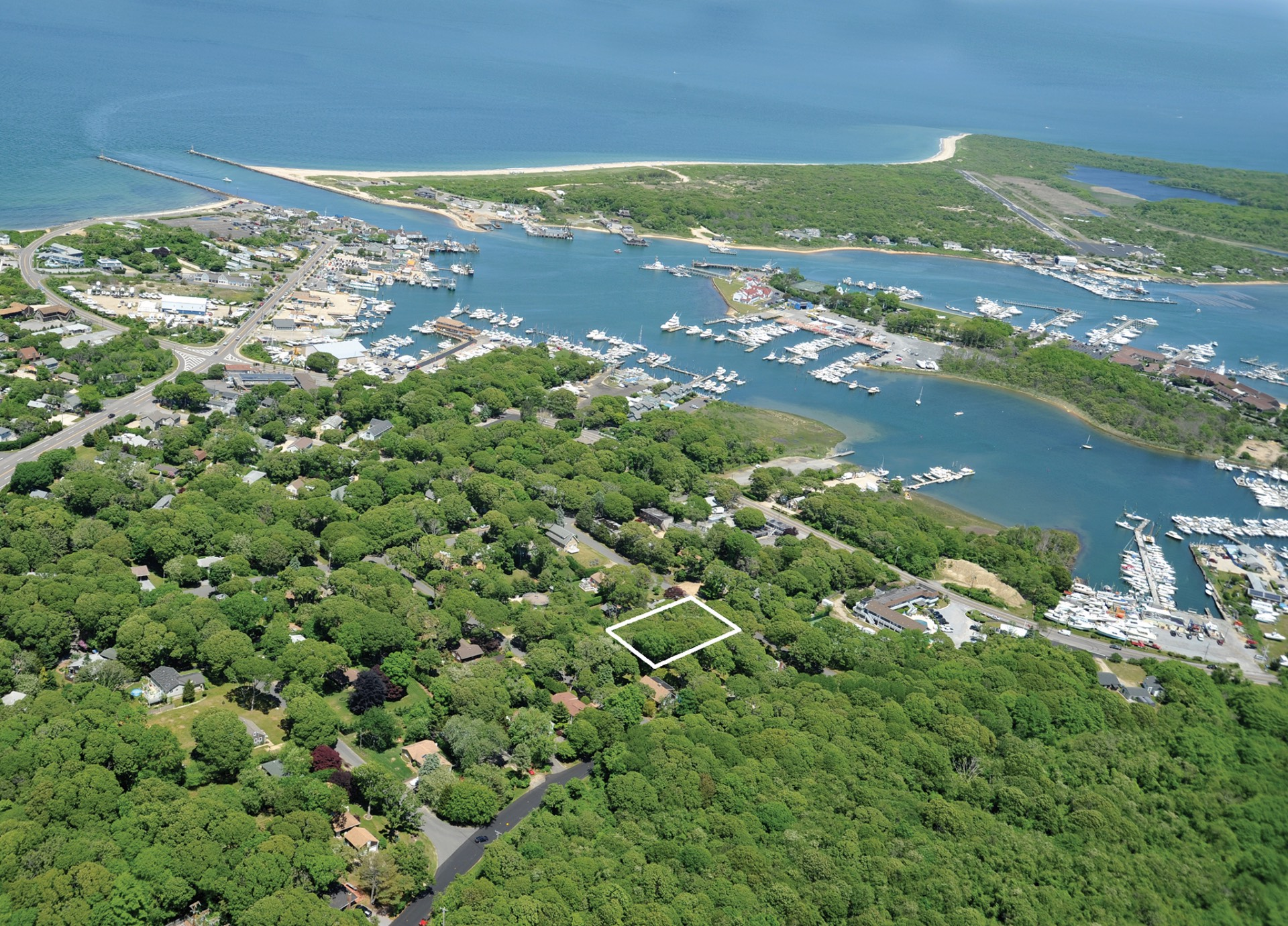 Land for Sale at Vacant Lot With Great Potential In Montauk 101 Mulford Avenue, Montauk, New York