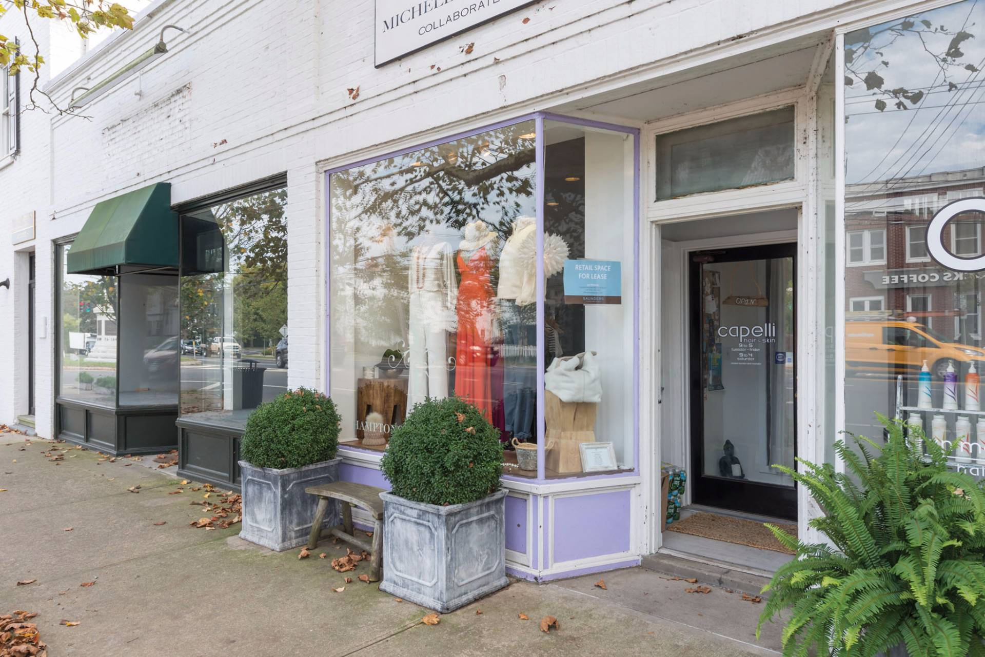 Commercial for Sale at Bridgehampton Main Street- Retail Space Bridgehampton, New York