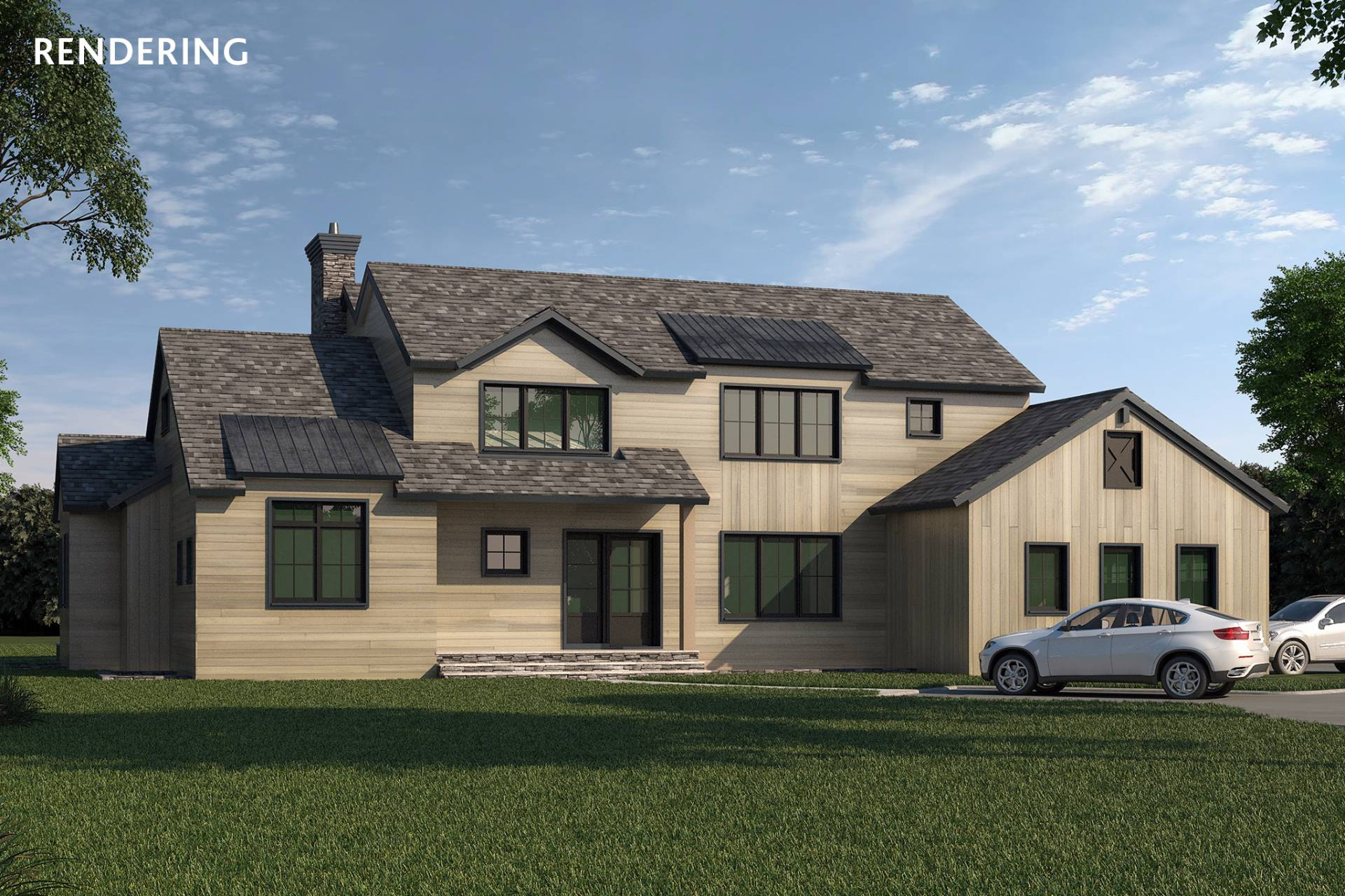 Single Family Home for Sale at New Construction On 4+/- Acres In Sagaponack Sagaponack, New York
