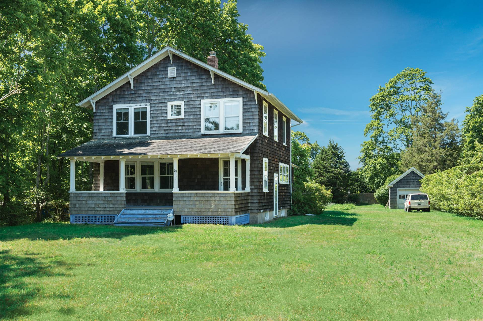 Single Family Home for Sale at Old World Charm East Quogue 28 Vail Avenue, East Quogue, New York