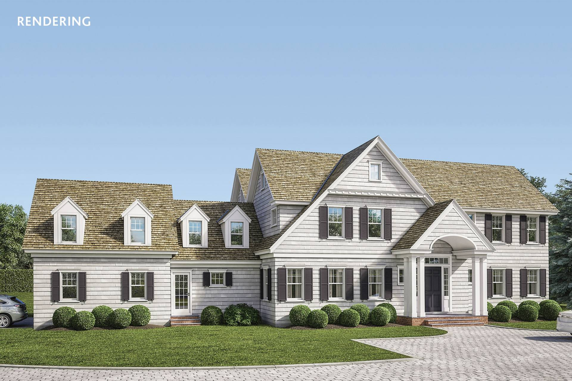 Single Family Home for Sale at Flying Point New Construction 71 Flying Point Road, Southampton, New York