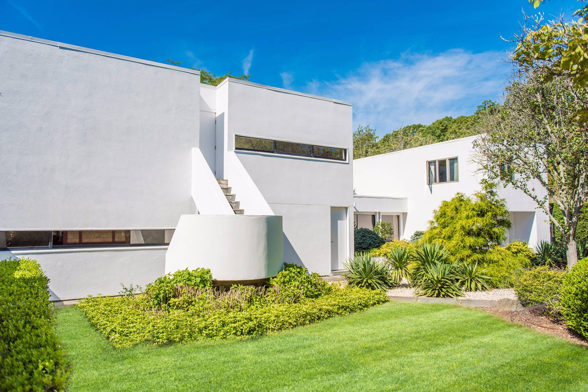Single Family Home for Sale at Published Mid-Century Modern On 4+/- Acres 196 And 198 Little Noyac Path, Water Mill, New York