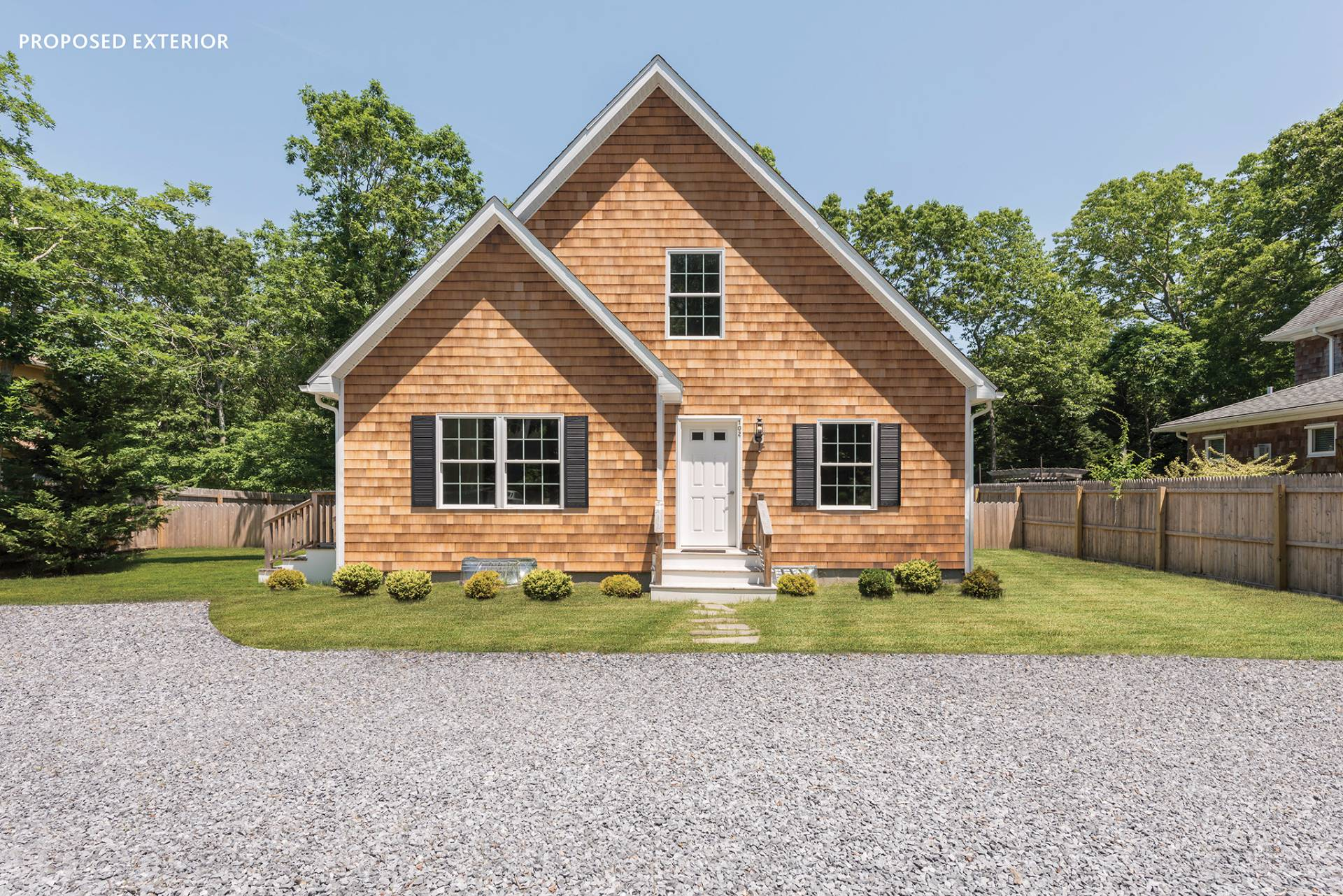 Single Family Home for Sale at Brand New Construction 102 Cedar Drive, East Hampton, New York