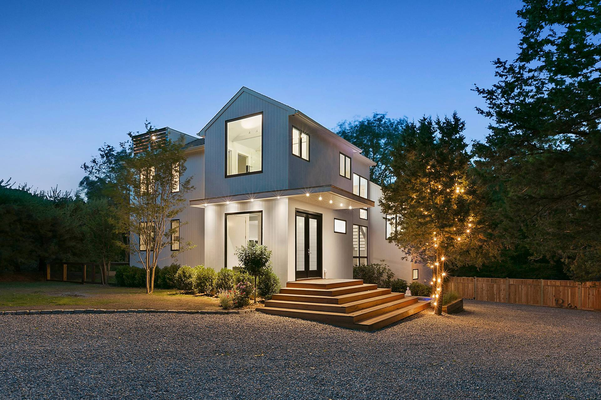 Additional photo for property listing at Sag Harbor Water View Contemporary  萨格港, 纽约州