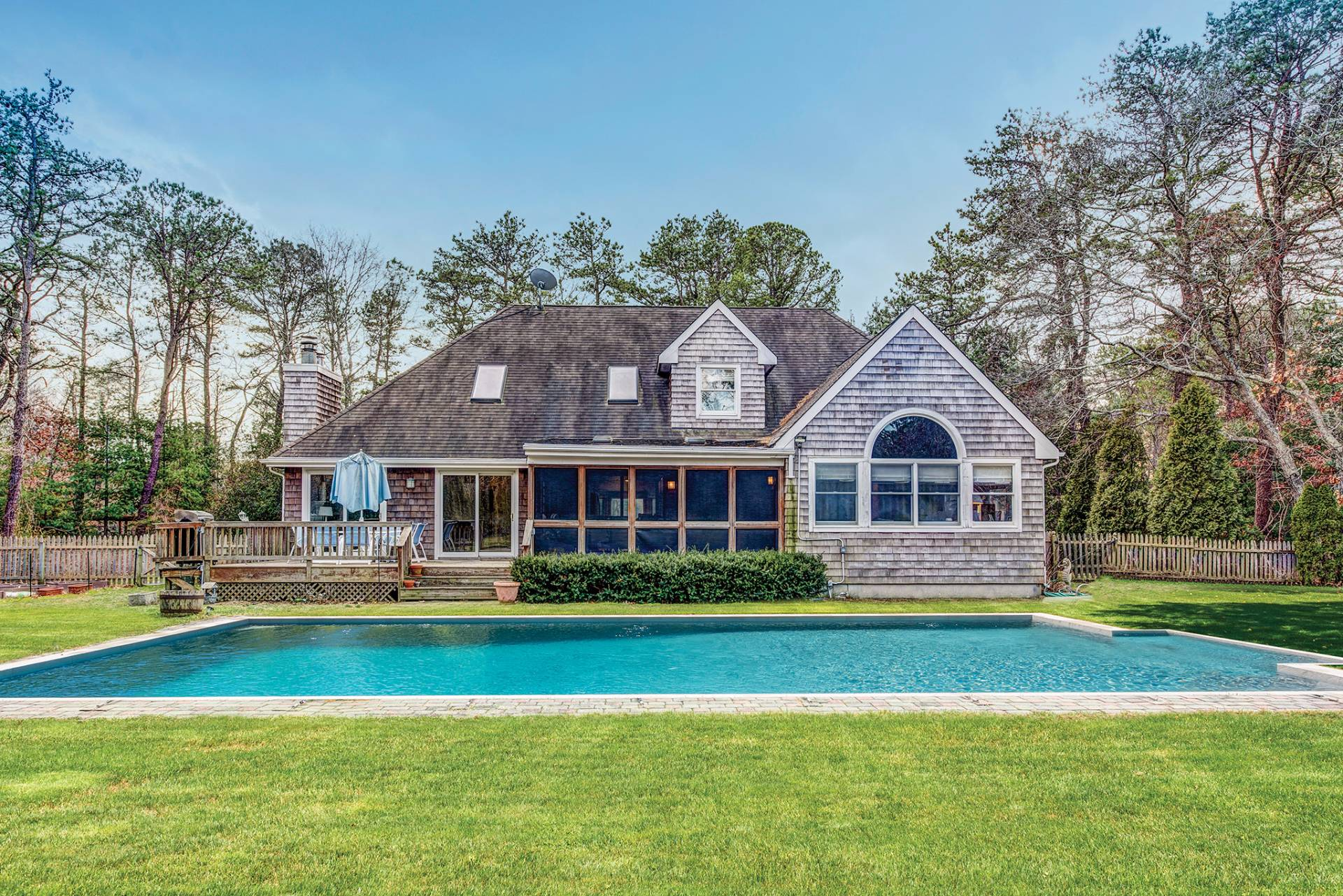 Single Family Home for Sale at East Quogue Postmodern 11 Amy's Path, East Quogue, New York