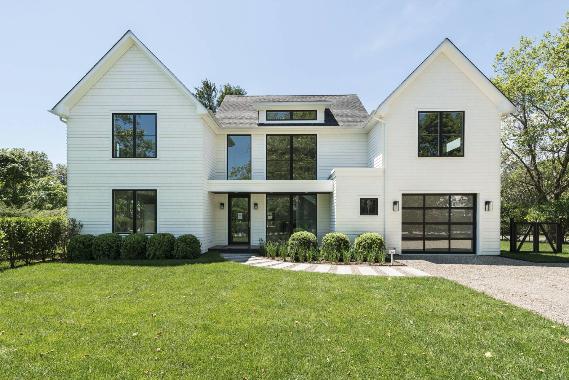 Single Family Home for Sale at New Bridgehampton Modern Bridgehampton, New York