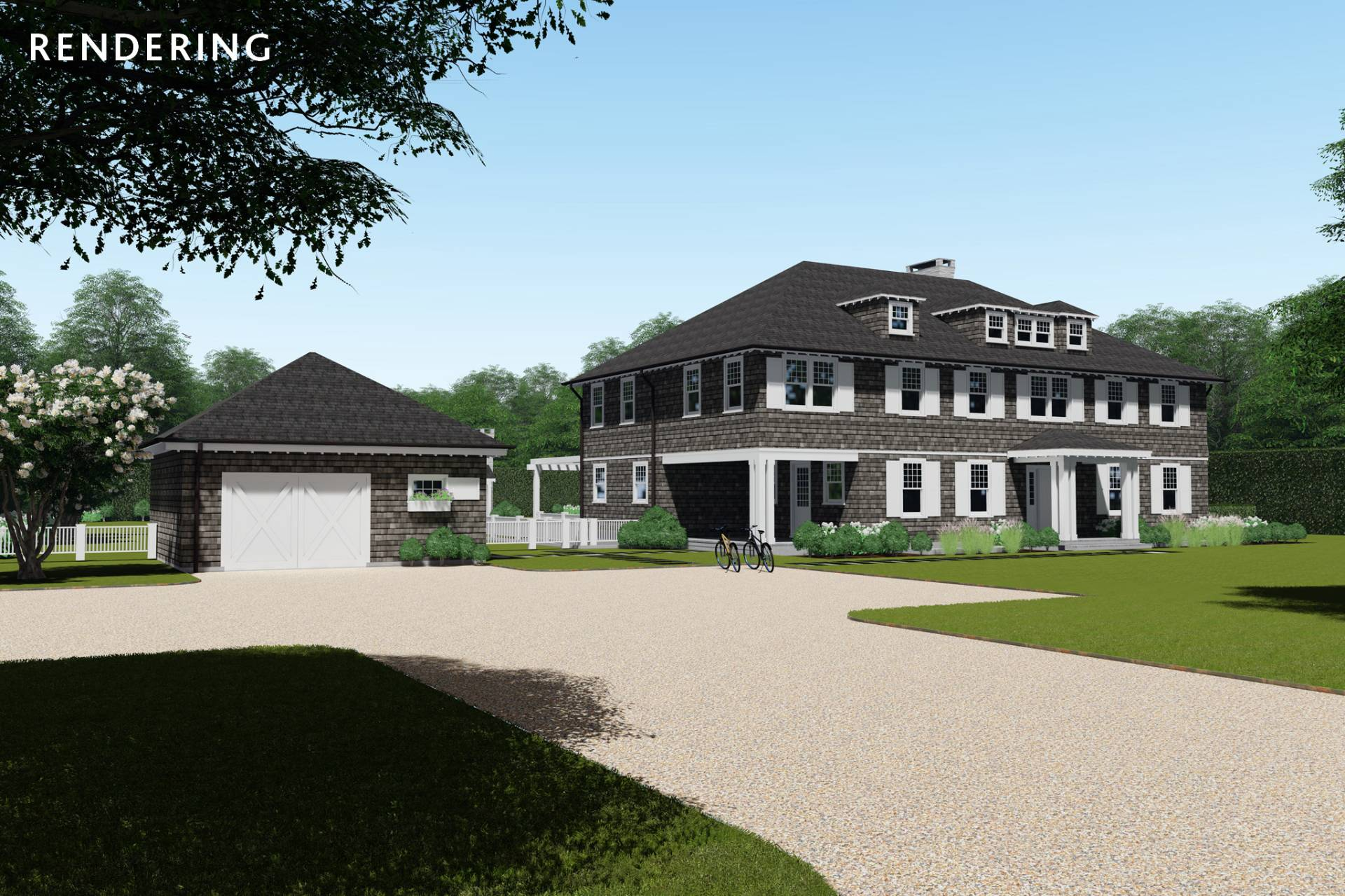 Single Family Home for Sale at A New Dan Scotti Design On Pondview Lane East Hampton, New York