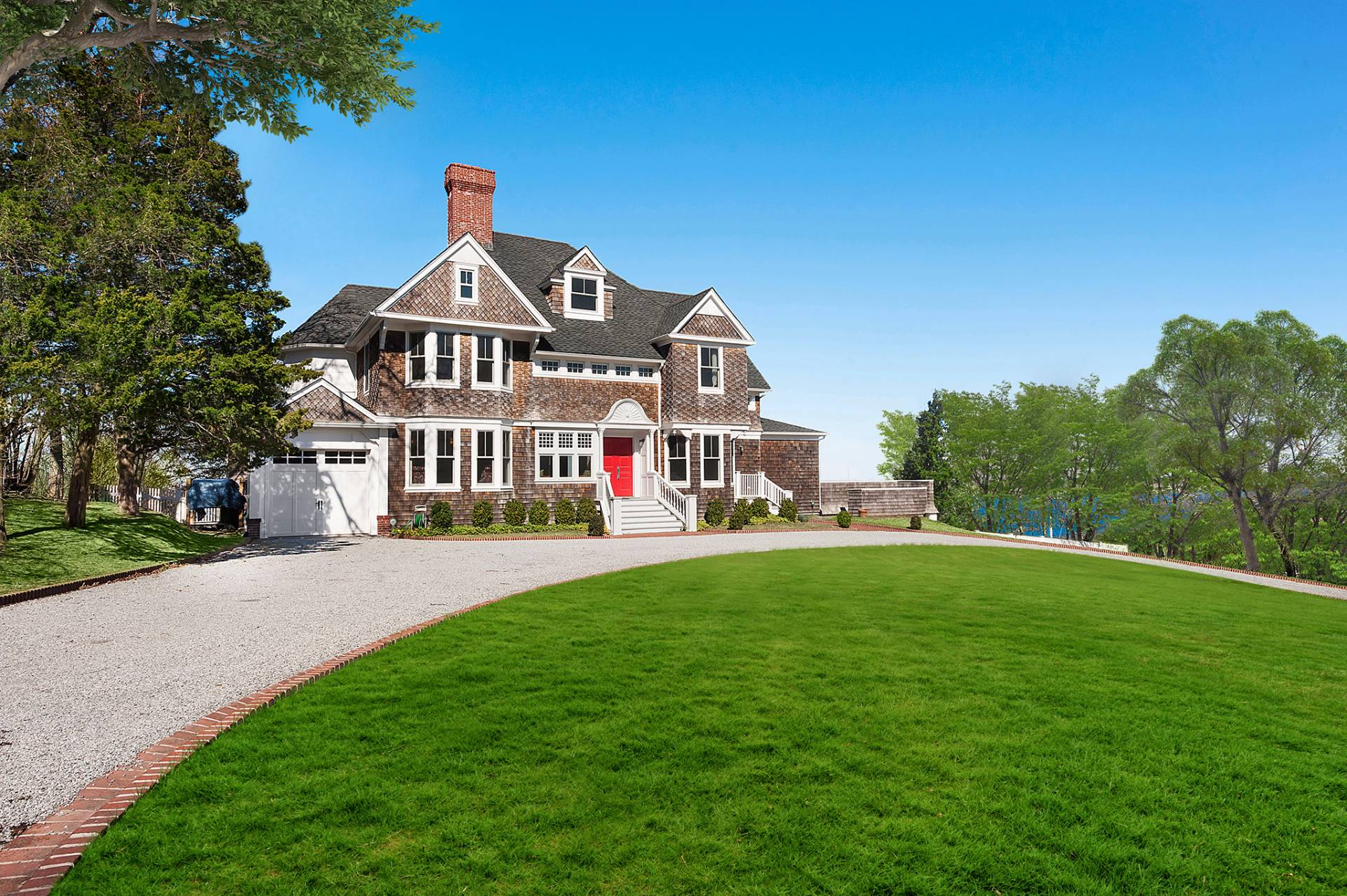 Single Family Home for Sale at Iconic 1884 Shelter Island Heights Seacoast Estate 22 Prospect Avenue, Shelter Island, New York