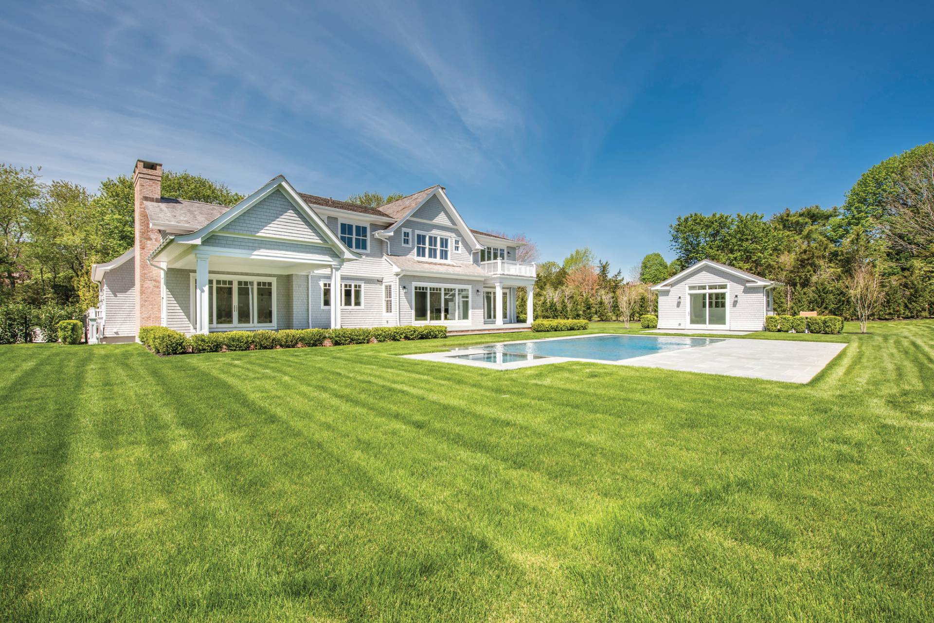 Single Family Home for Sale at Superb New Home In Amagansett South Near Beach 39 Indian Wells Highway, Amagansett, New York