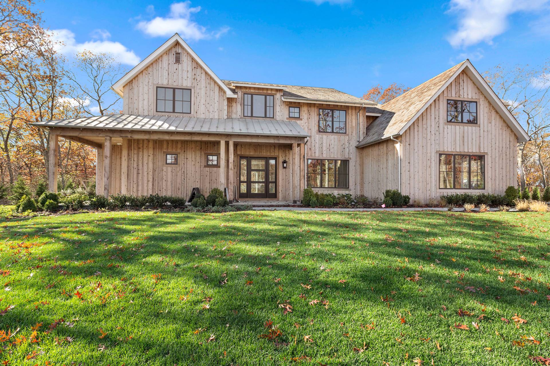 Single Family Home for Sale at Barn & Vine's Sonoma Barn In Bridgehampton 80 Birchwood Lane, Bridgehampton, New York