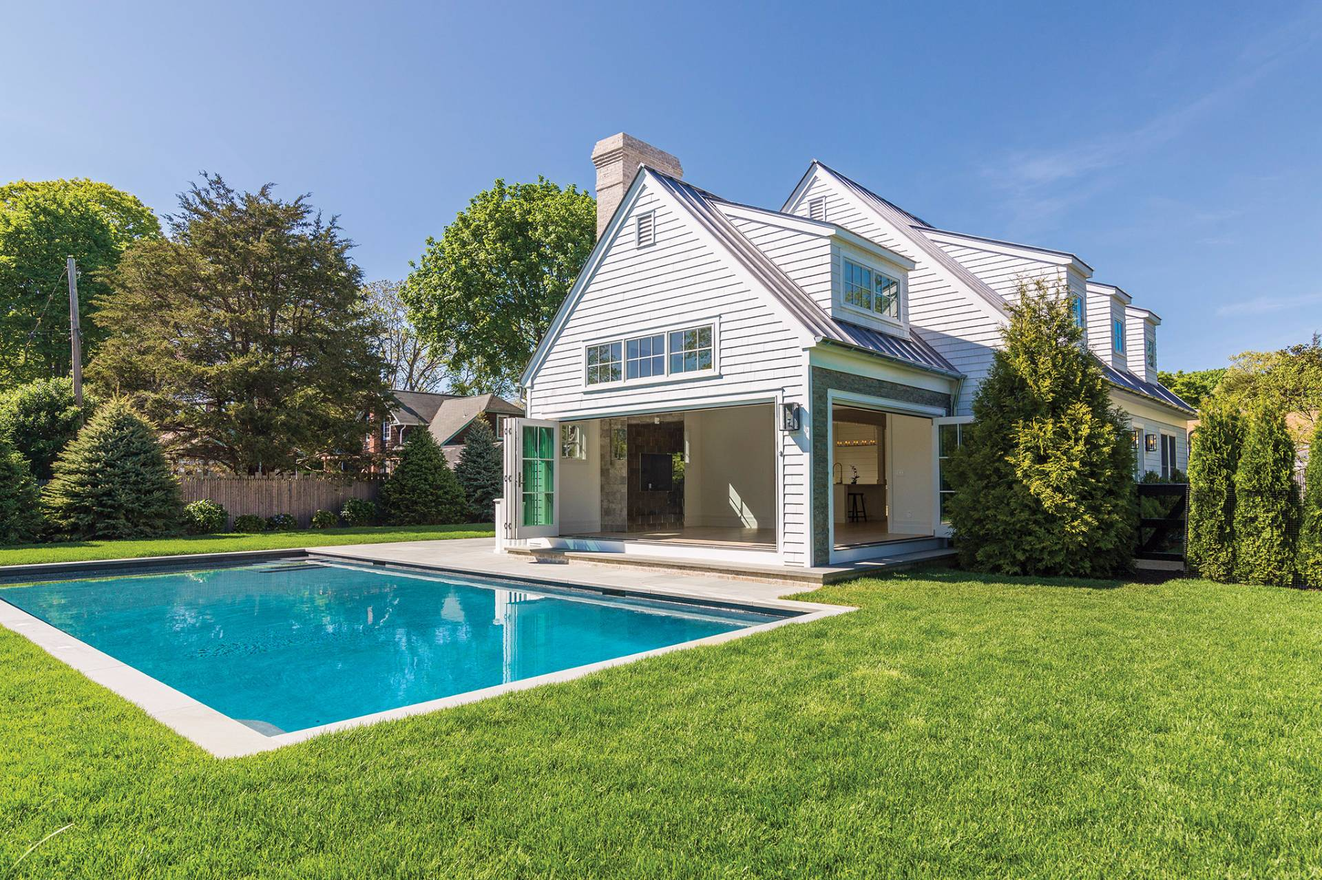 Single Family Home for Sale at New Construction In East Hampton Village 37 Church Street, East Hampton, New York