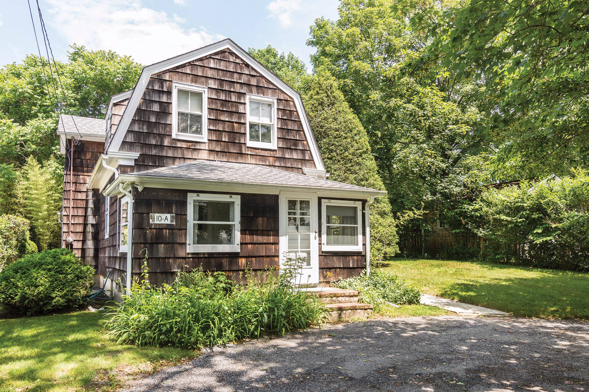 Single Family Home for Sale at East Hampton- Family Compound Or Investment Opportunity 8 & 10 Collins Avenue, East Hampton, New York