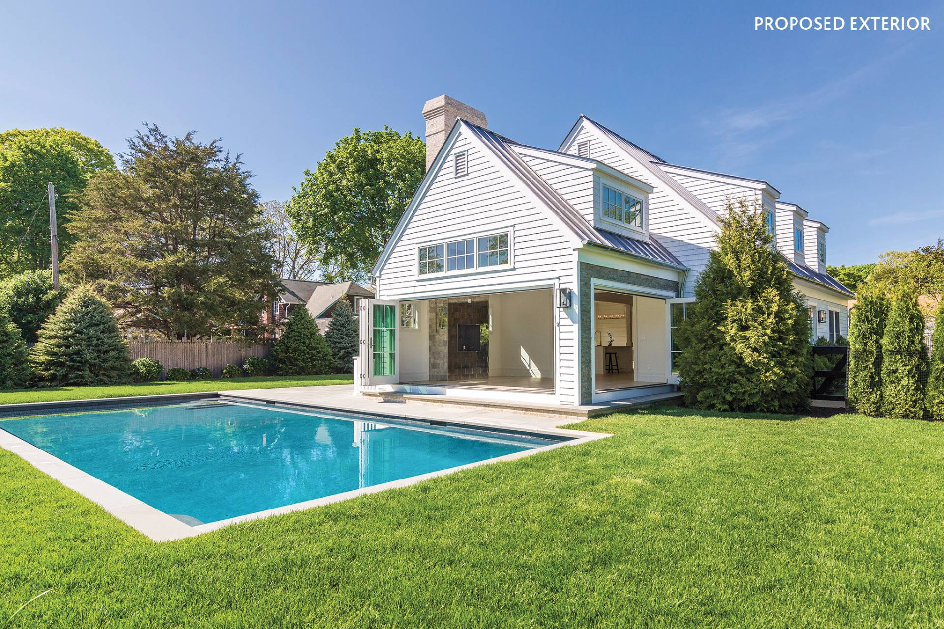 Single Family Home for Sale at Own A New Home! 2 Barclay Court, East Hampton, New York