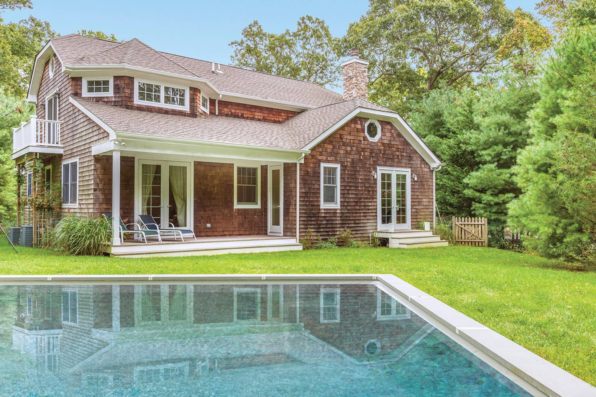 Single Family Home for Sale at Simply Stunning In Beach Community With Marina 10 Bull Pasture Lane, East Hampton, New York