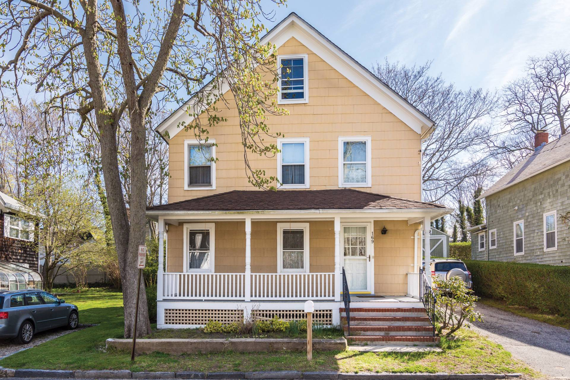 Single Family Home for Sale at Sag Harbor Village Circa 1870 169 Division Street, Sag Harbor, New York