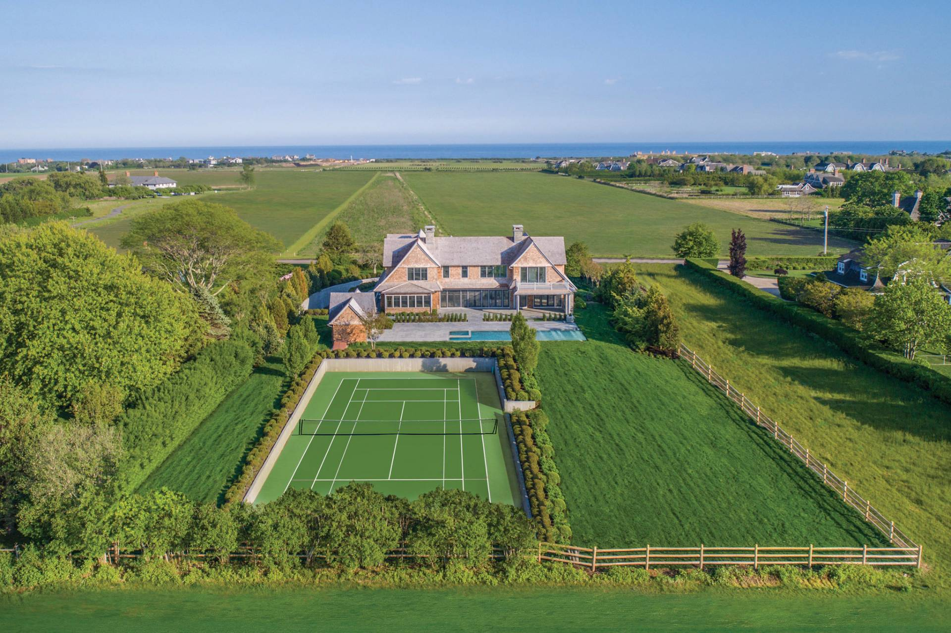 Single Family Home for Sale at Sagaponack Village New Construction 324 Hedges Lane, Sagaponack, New York